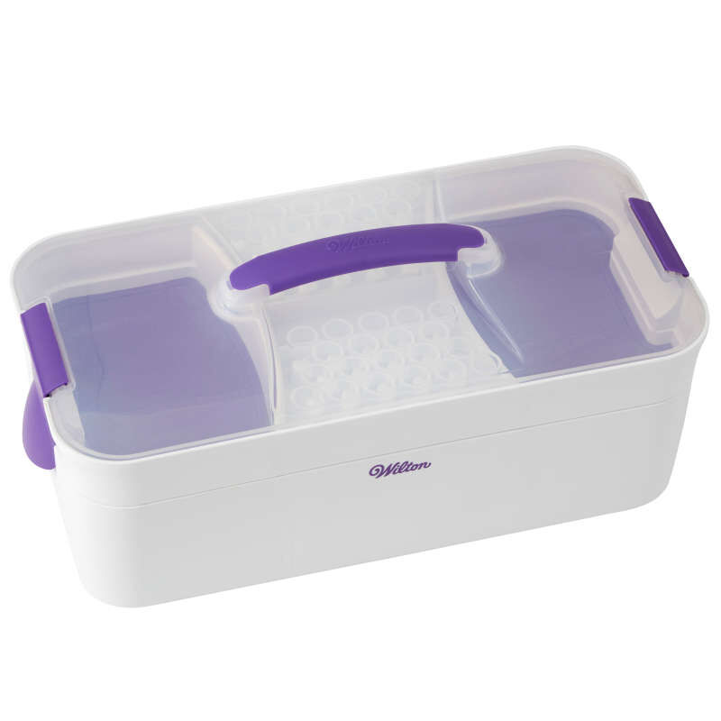 Decorator Preferred Cake Decorating Tool Caddy image number 3