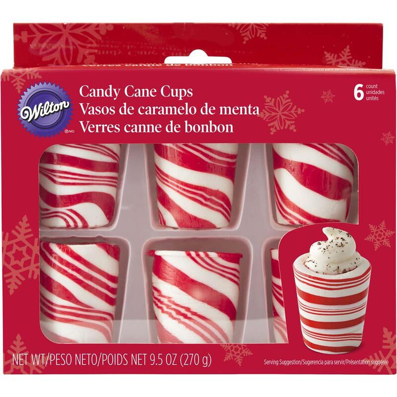 Candy Cane Cups image number 0