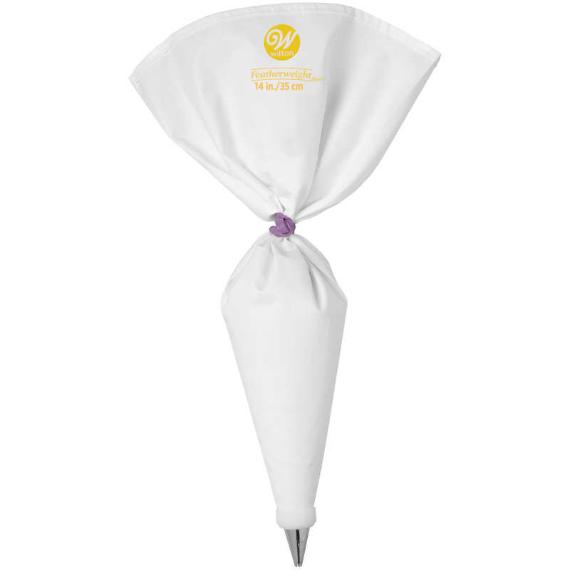 Featherweight Decorating Bag - Reusable 14-Inch Piping Bag image number 2
