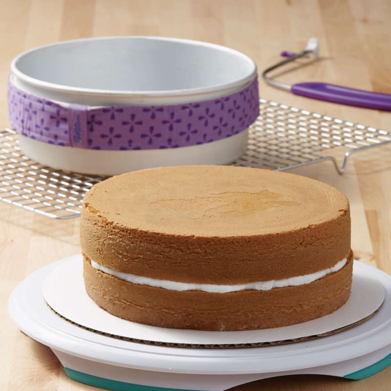 Bake Even Cake Strips, 2-Piece image number 7