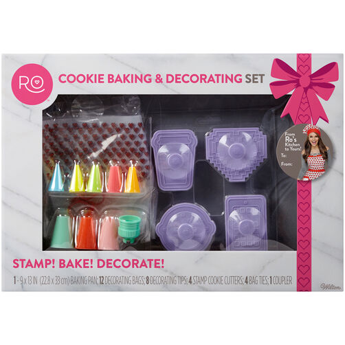 Ro Cookie Baking and Decorating Set
