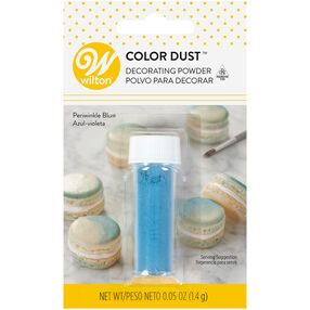Periwinkle Color Dust, 0.05 oz.