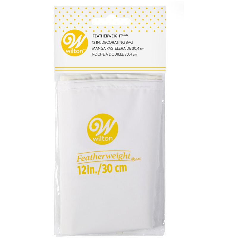 Featherweight Pastry and Icing Bag, 12-Inch image number 1