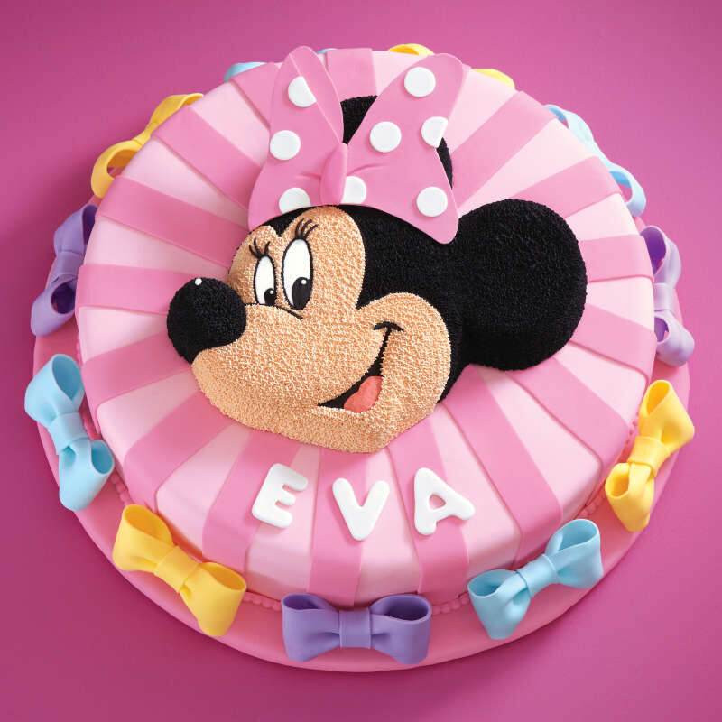 Aluminum Mickey Mouse Cake Pan image number 5