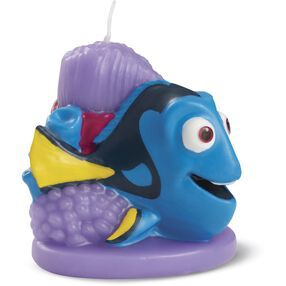 Disney Pixar Finding Dory Birthday Candle