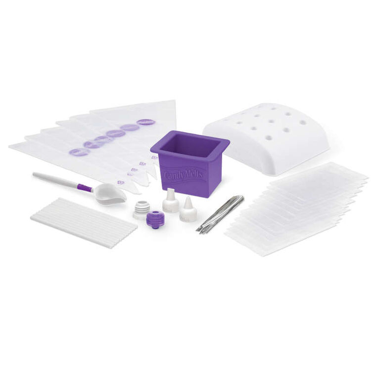 Cake Pop Making Set Components