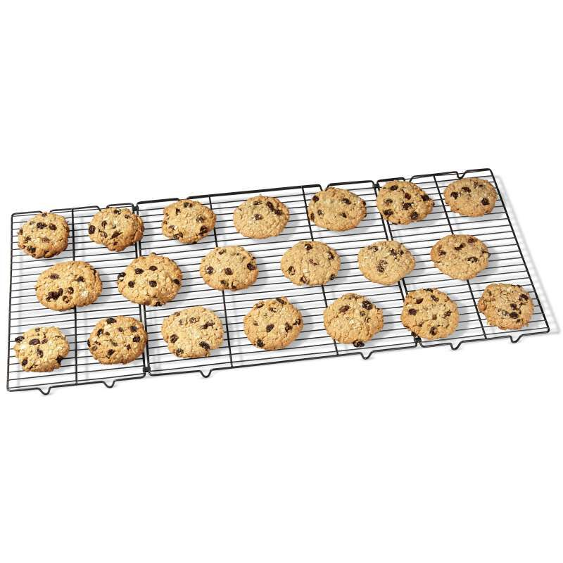 Expand and Fold 16-Inch Non-Stick Cooling Rack image number 2