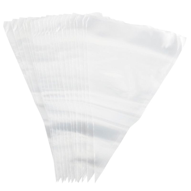 Decorating Bags, 16-Inch Disposable Piping Bags, 12-Count image number 0