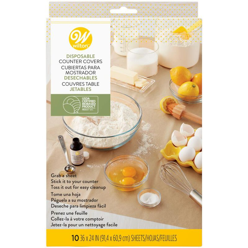 Disposable Counter Covers, 10-Count image number 0