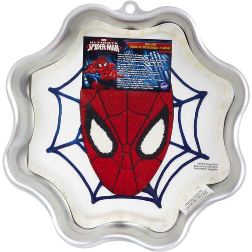 Ultimate Spider-Man Cake Pan