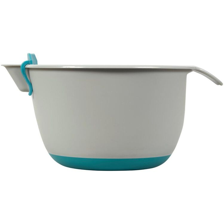 Versa-Tools Measure and Pour Mixing Bowl, 2-Quart