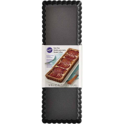 Wilton Extra Long Rectangle Tart Pan