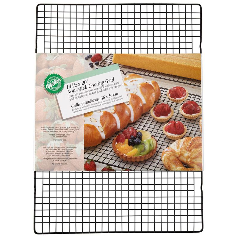 Non-Stick Cooling Grid - 14.5 x 20-Inch - Cooling Rack image number 1