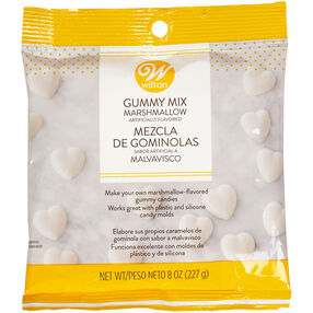 Marshmallow Gummy Mix, 8 oz
