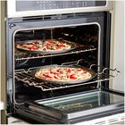 Perfect Results Non-Stick 14-Inch Pizza Pans with Holes, Multipack Set of 2