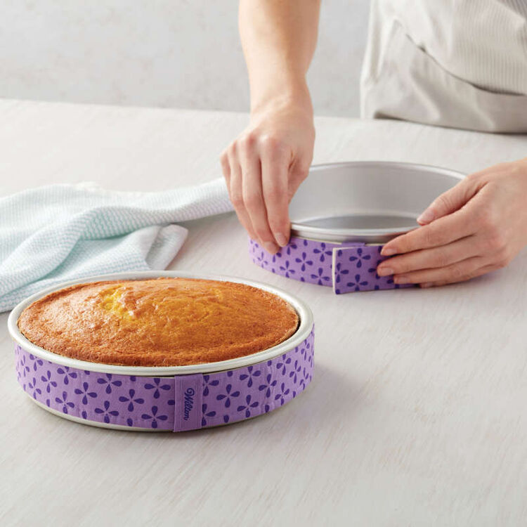 Bake Even Strips in Use