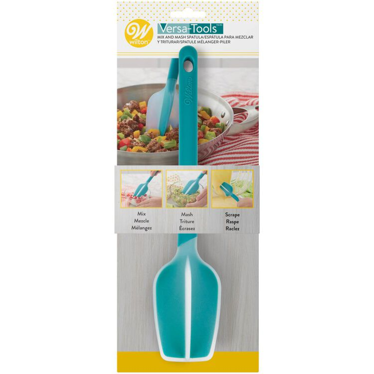 Versa-Tools Mix and Mash Spatula
