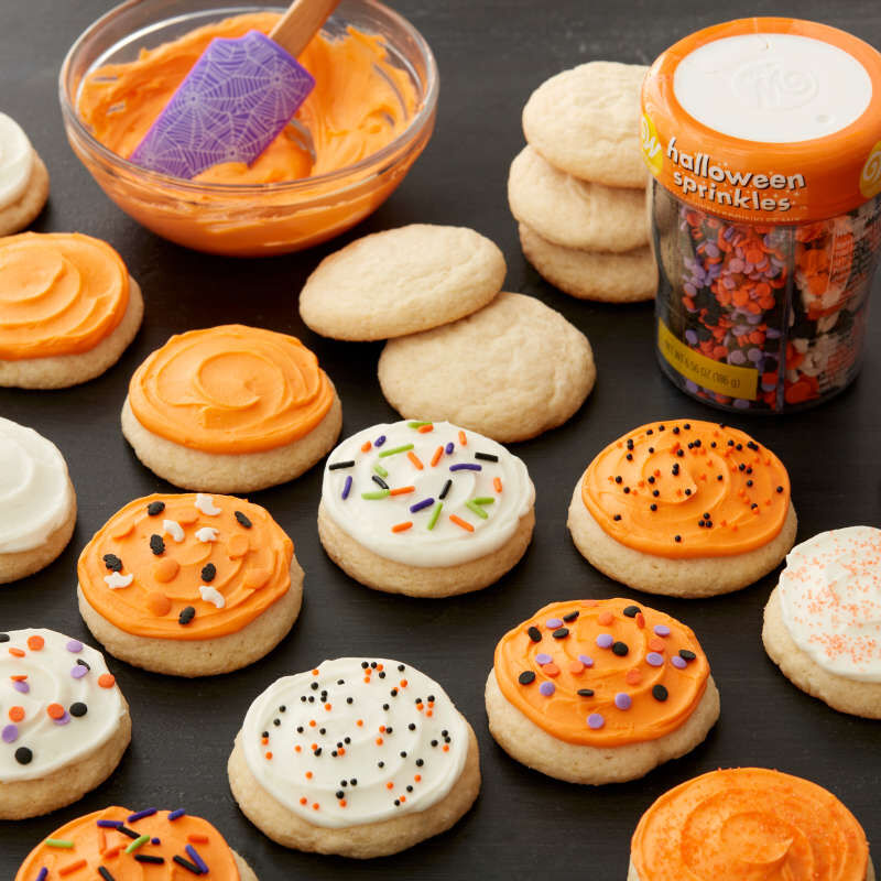 Halloween 6-Cell Sprinkles Mix, 6.56 oz. image number 4