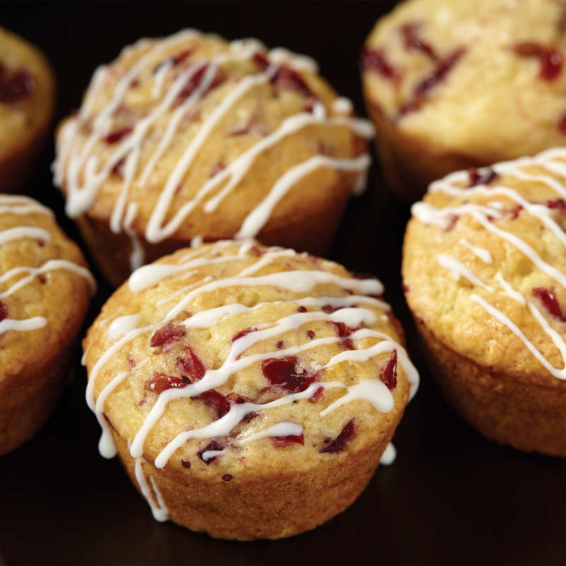 Cranberry Muffins image number 4