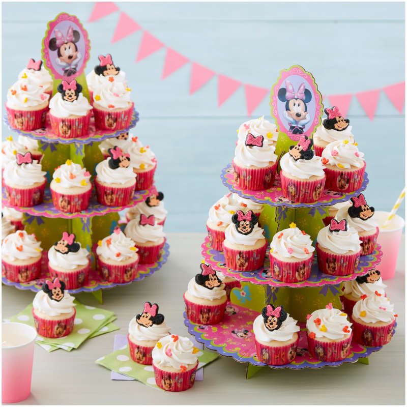 Minnie Mouse Cupcake Decorating Kit, 6-Piece image number 4