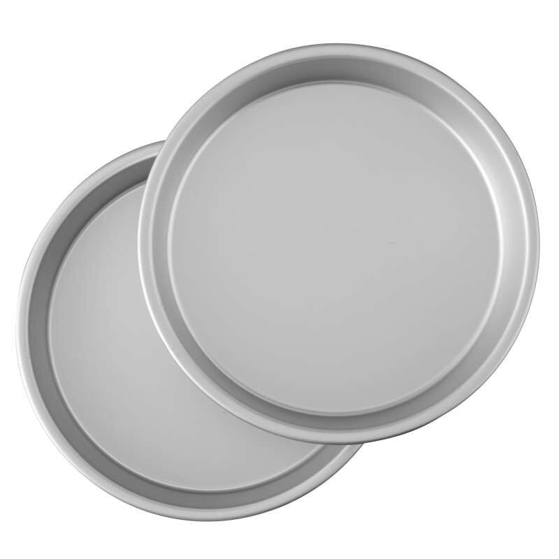 Performance Aluminum Pans 9-Inch Round Cake Pan image number 0