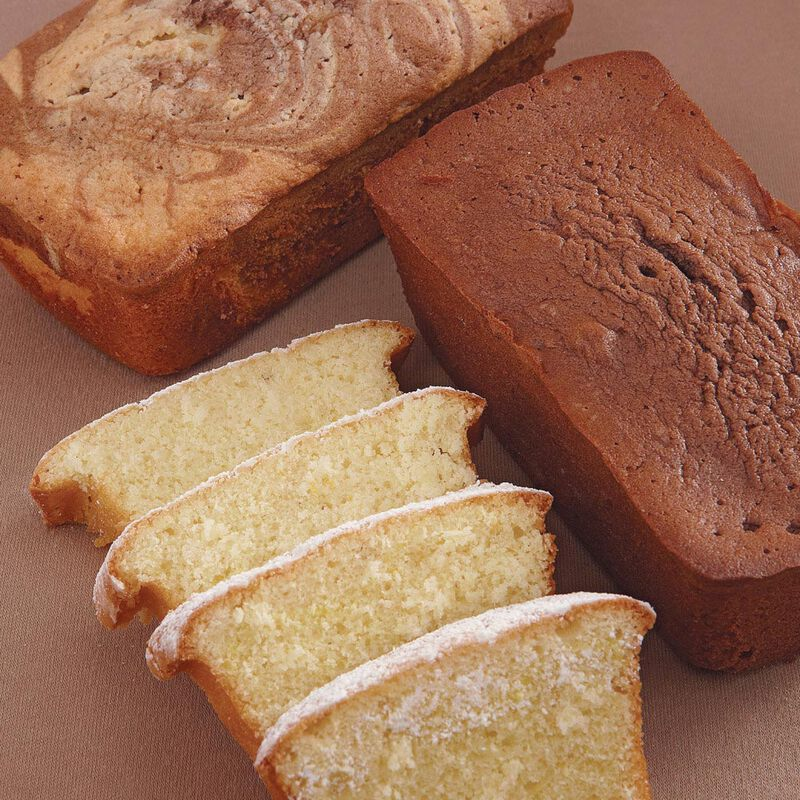 Recipe Right Non-Stick Mini Loaf Pan Set, 3-Piece image number 5