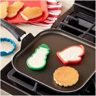 Silicone Pancake Molds, 3-Piece