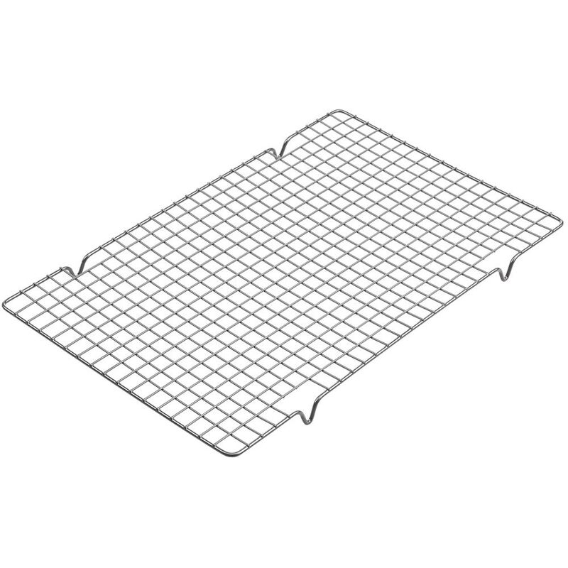Wilton Baking Tools - 10 x 16 Chrome-Plated Cooling Rack image number 0