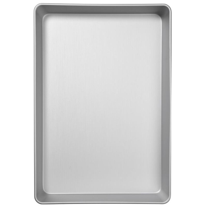 Performance Pans Aluminum Large Sheet Cake Pan 12 X 18 Inch Wilton