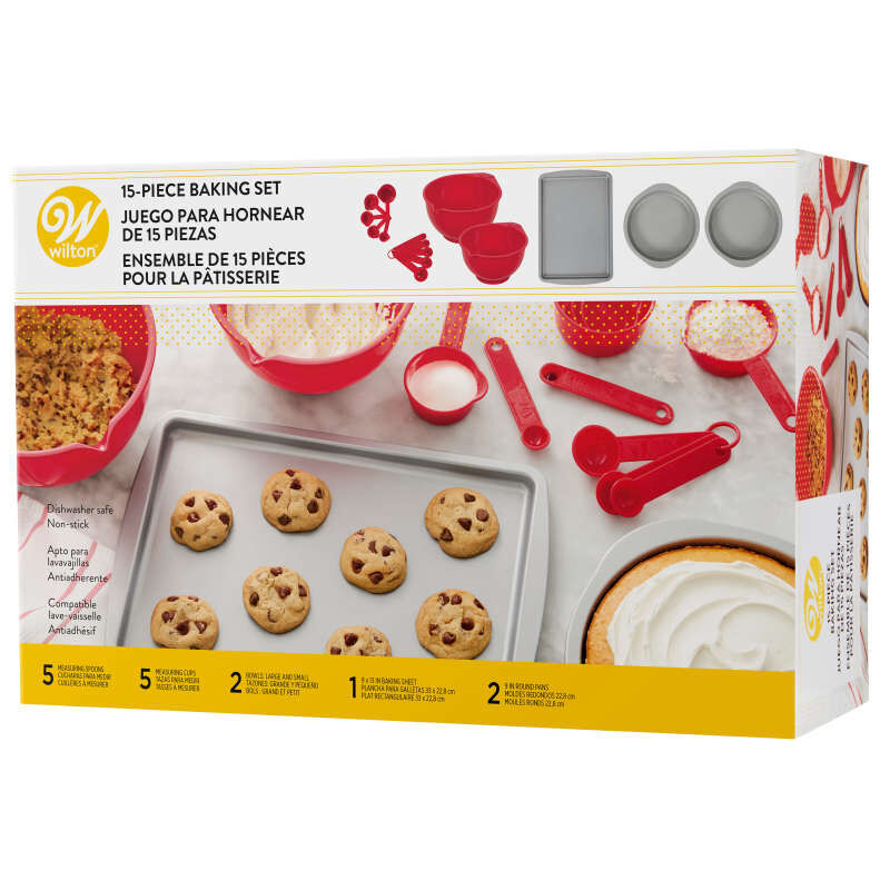 Non-Stick Baking Set, 15-Piece image number 2
