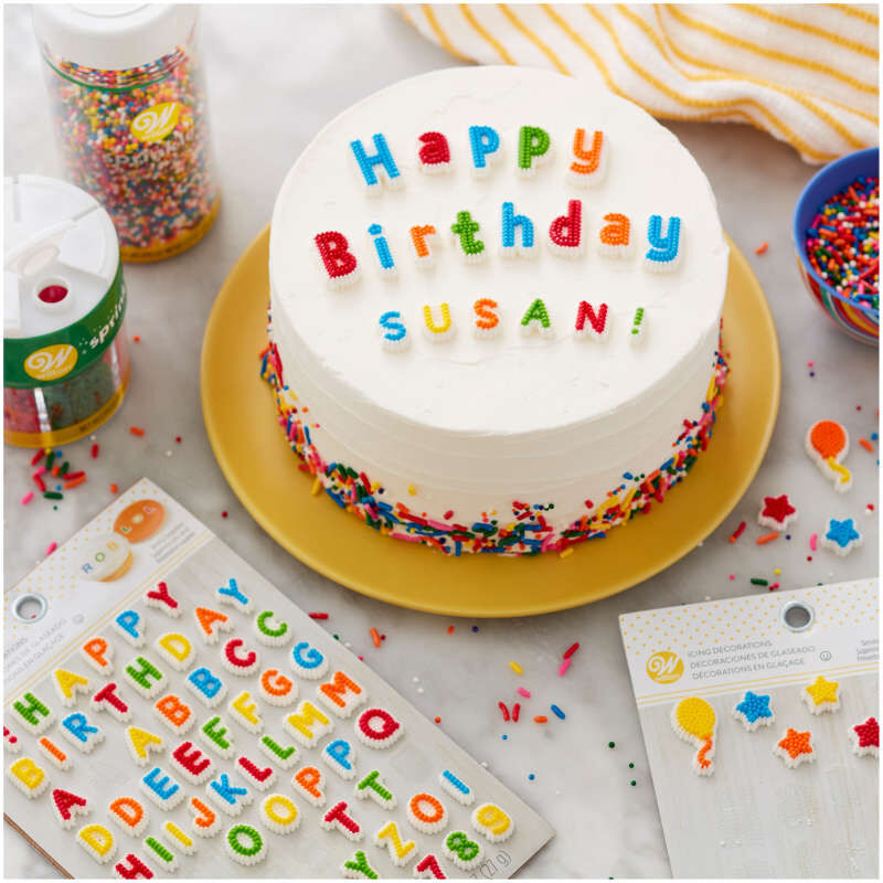 Birthday Treat Topper Set, 4-Piece image number 4