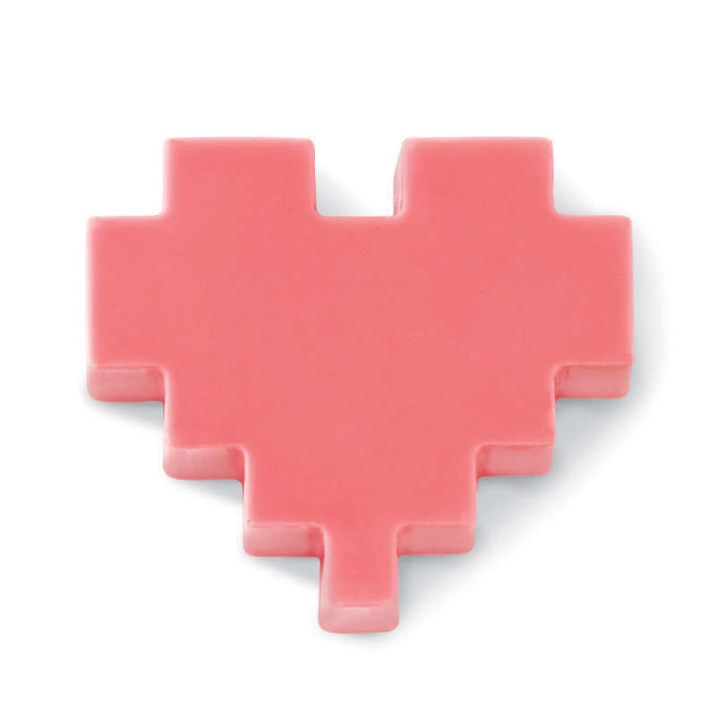 ROSANNA PANSINO by Silicone Candy Heart Mold, 12-Cavity image number 6