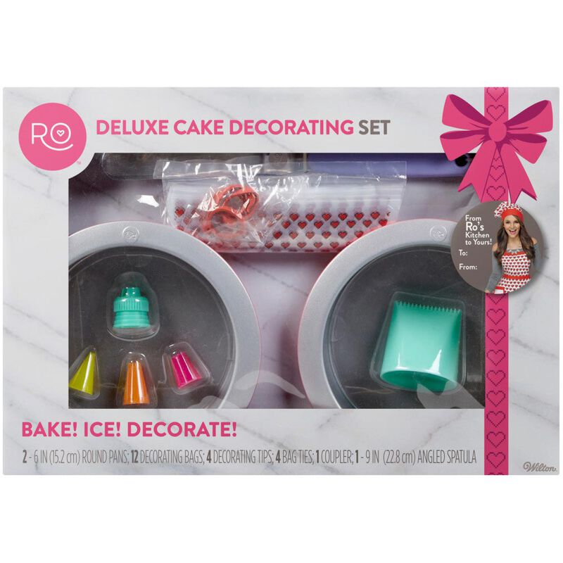 ROSANNA PANSINO by Deluxe Cake Decorating Set image number 1