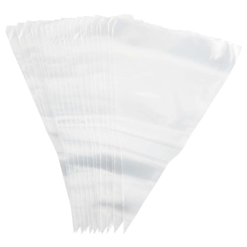 12-Inch Disposable Decorating Bags, 24-Count Cake Piping Bags image number 0