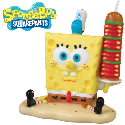 SpongeBob SquarePants Candle
