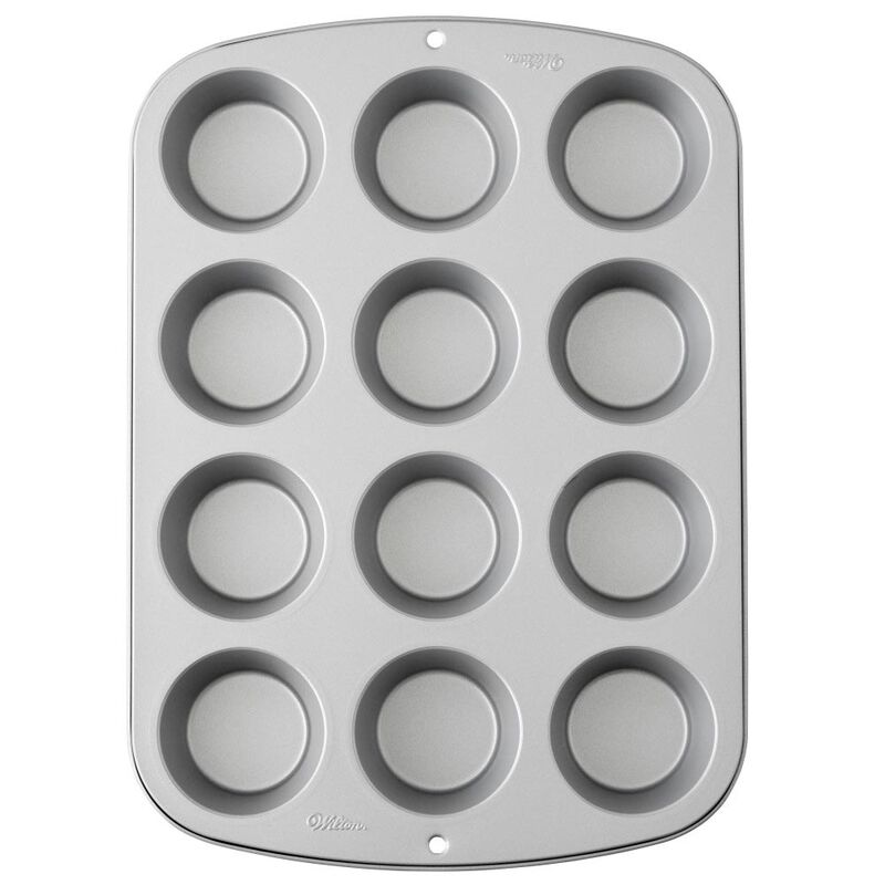 Recipe Right Muffin Pan, 12-Cup Non-Stick Muffin Pan image number 0