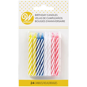 Assorted Birthday Candles