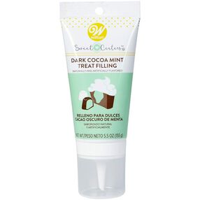 Sweet Centers Dark Cocoa Mint Treat Filling, 5.5 oz.