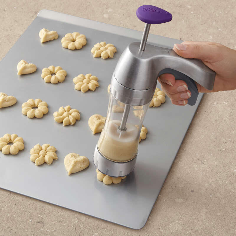 Preferred Press Cookie Press, 13-Piece image number 4