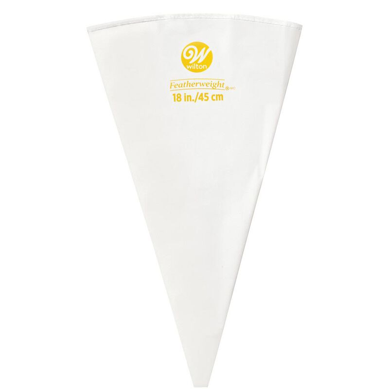 Reusable Featherweight Decorating Piping Bag, 18-Inch image number 0