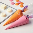 12-Inch Disposable Cake Decorating and Pastry Bags, 100-Count
