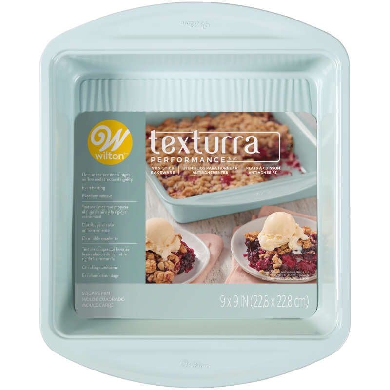 Texturra Performance Non-Stick Bakeware Square Pan, 9 x 9-Inch image number 1
