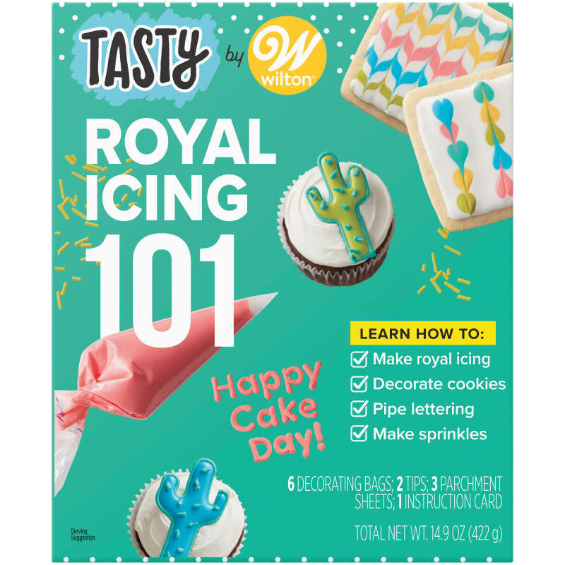Tasty by Royal Icing 101 Kit image number 2