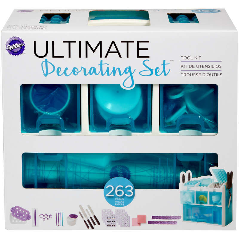 Ultimate Cake Decorating Tool Set in Packaging image number 0