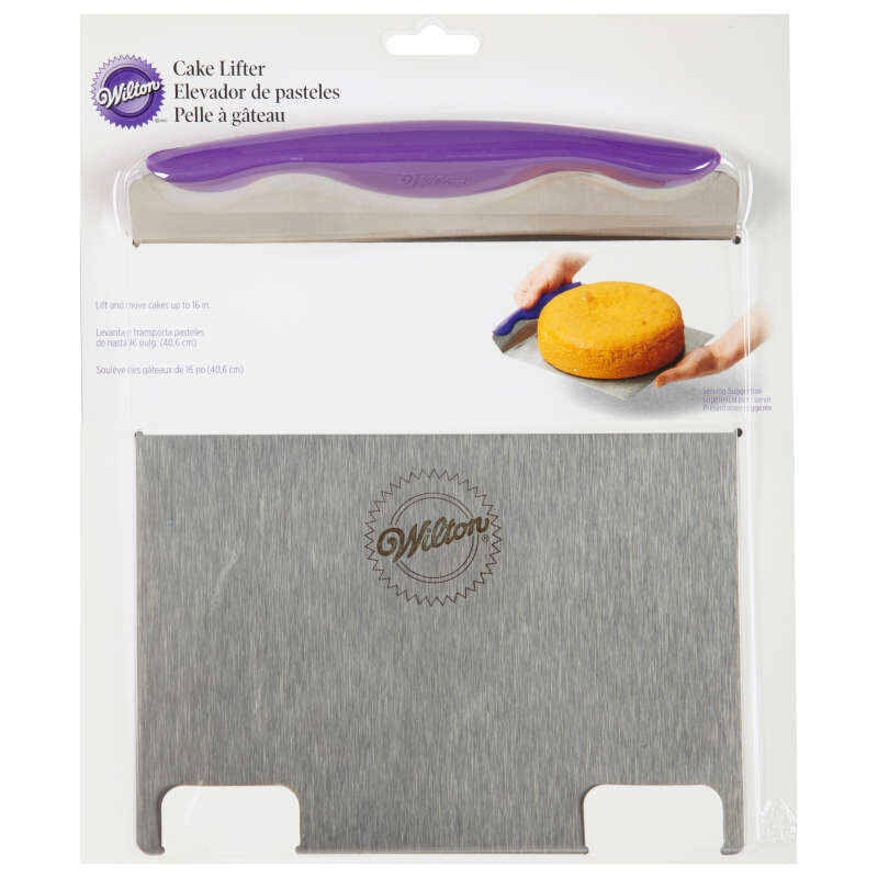 Cake Baking Tools and Parchment Paper Set - Baker's Blade, 8-Inch Cake Lifter, Cake Tester, 53 sq. ft. Parchment Paper image number 2