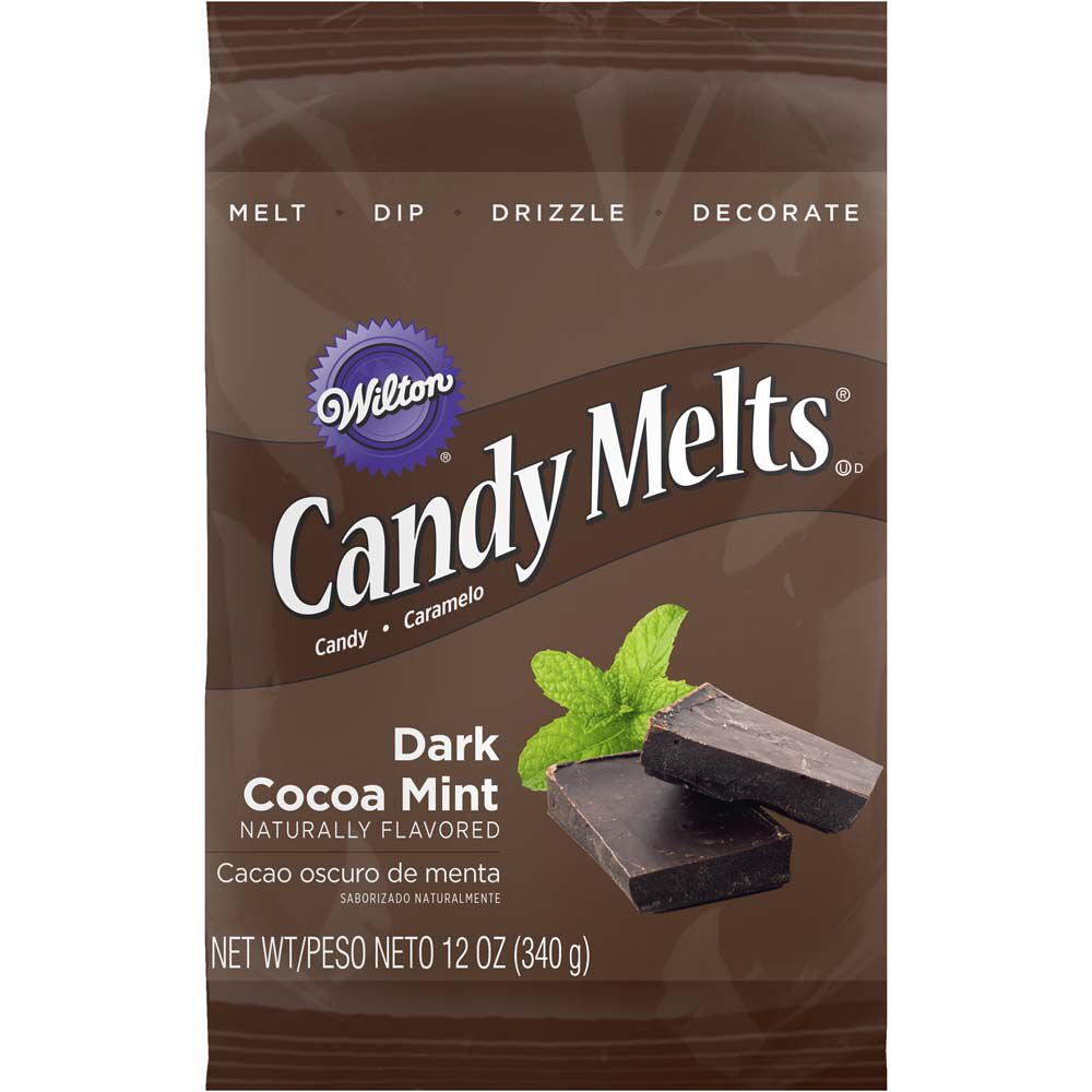 Chocolate Mint Candy Melts Wilton