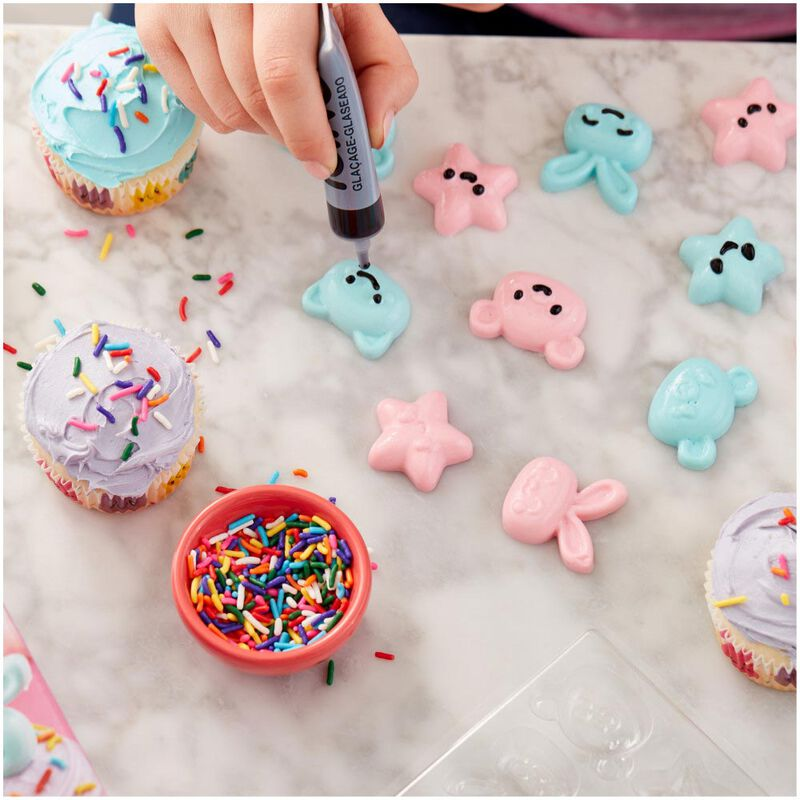 DIY-Lish Gummy Cupcake Decorating Kit image number 4