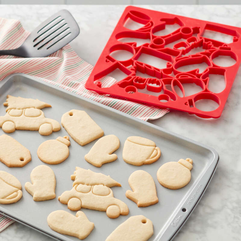 Multi-Cookie Cutter Sheet image number 4