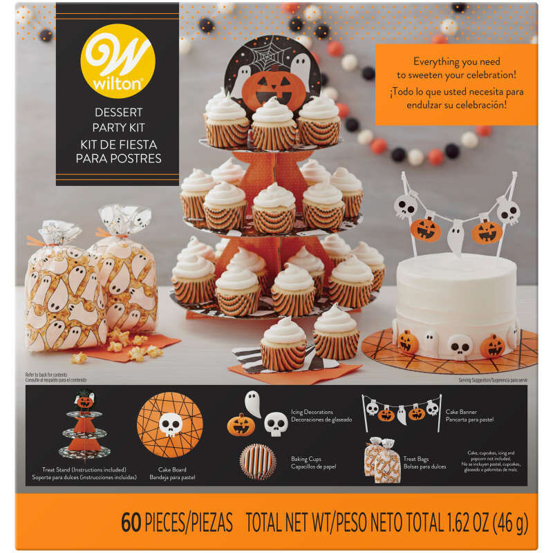 Halloween Party Dessert Kit image number 2