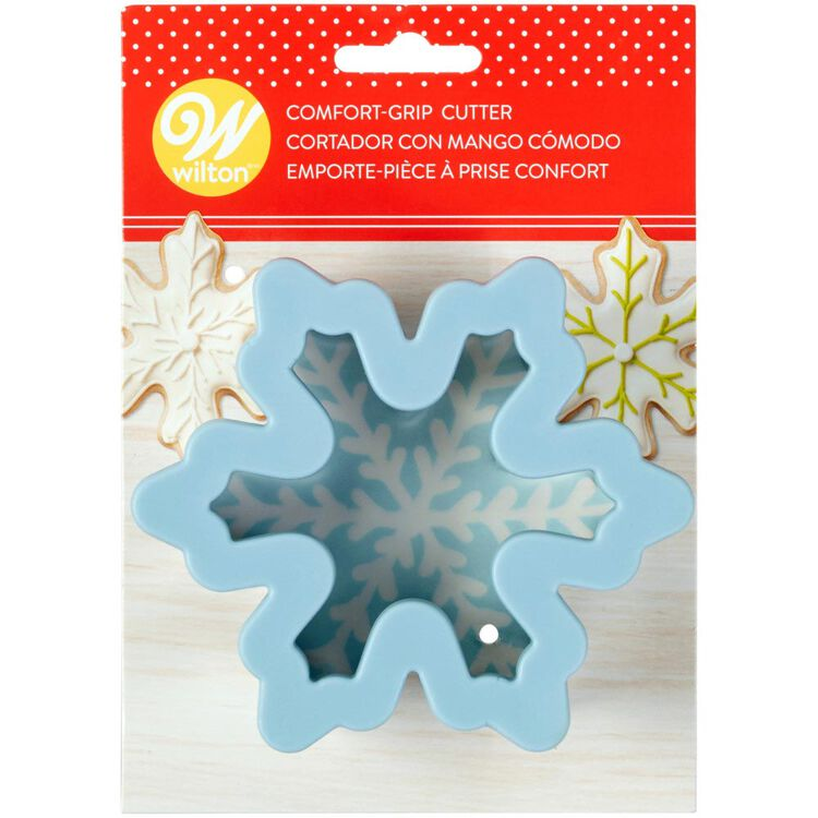Large Snowflake Comfort-Grip Cookie Cutter
